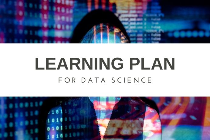 The data scientist learning plan for 2021